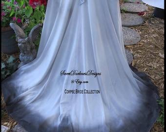 Corpse Bride Wedding Etsy - Corpse Bride Inspired Wedding Dress