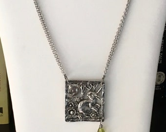 Bunny Love Necklace