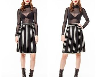 Vintage Secretary Skirt