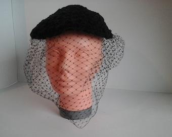 vintage style lady's hat