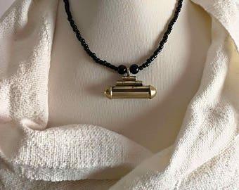 Tuareg Choker-Amulet
