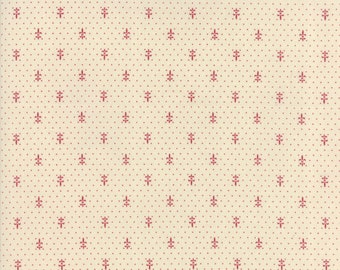 Jardin de Versailles Pearl 13816 12 by French General for Moda Fabrics - Quilt, Quilting, Crafts