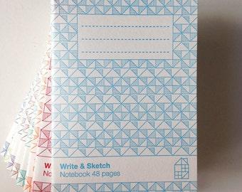 Write & Sketch Notebook