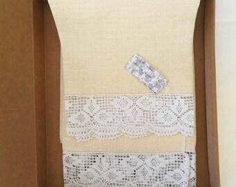 Linen Towel, 113x60