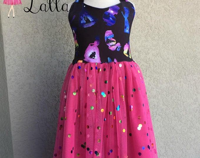 Princess Silhouette Bailey Dress