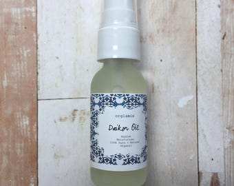 Daikon Radish Oil, Daily Moisturizer, Serum, Treatment for Skin Hair Nails, Active Treatment Oil, Fresh, Raw, Pure Radish Oil, Natural