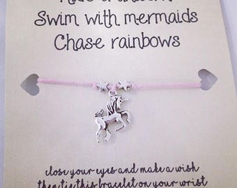 Unicorn Wish Bracelet