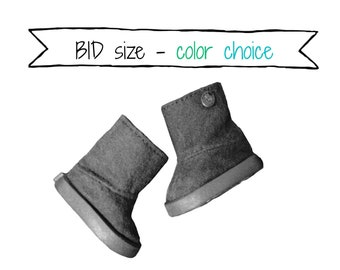 Iplehouse BID Boots:  original m.e.g.designs boots choose color yosd  littlefee