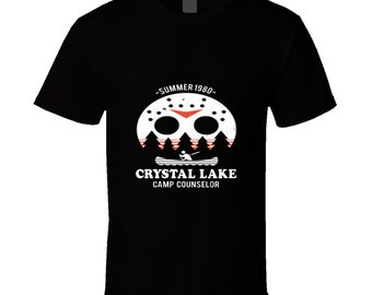Crystal Lake T Shirt