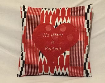 Say It with a Cushion 1