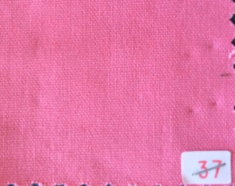 Cotton candy pink no37, perfect for clothing and linens