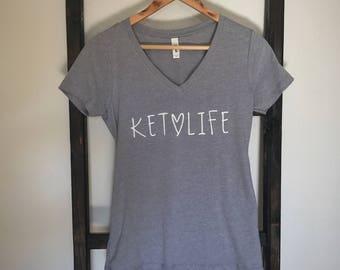Ketolife Women's Graphic Tee
