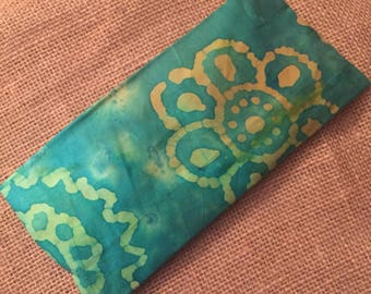 Aromatherapy Eye Pillow with Case ~ Eye Pillow with Removable Cover ~ Relax ~ Spa Gift