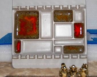 After Mondrian Storage Tray/Ashtray