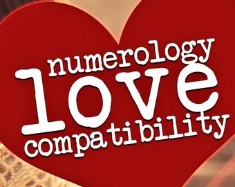 Relationship Compatibility Profile - Numerology (Printed and Cover)