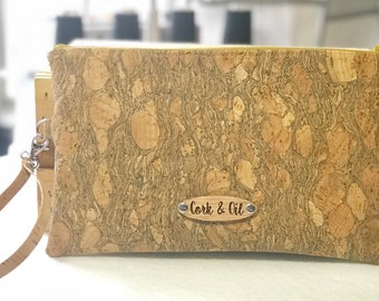 Root Cork Essential Oil Bag