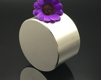 super strong round magnet Neodymium magnet N52 D50x30mm  Rare Earth NdFeb 1pcs