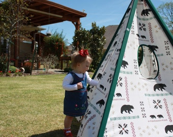 Outdoor Tie-Down Kit - 5' or 6' Teepee - Ships Free With Teepee Purchase