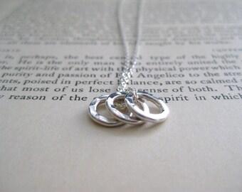 Best Friend Gift, Sterling Silver, Best Friend necklace, Birthday gift for Best Friend, 30th Birthday for Her, Best Friend