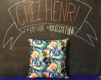 Throw Pillow Without Chording