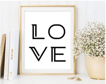 Love Printable III