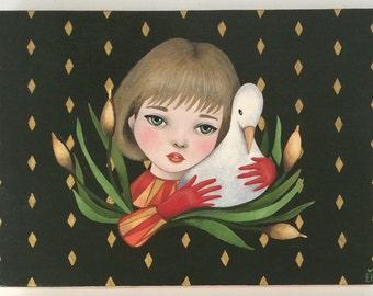 I'll take care of you - Pekin - Original artwork