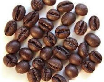 1lb Hawaiian 100% Estate Maui Yellow Cattura Natural Whole Coffee Beans Medium Roast One Pound