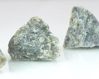 Blue Calcite Raw Rough Gemstone - The Stone of the Mind