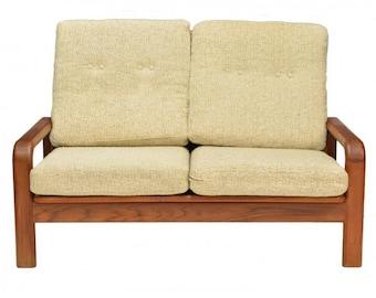 Mid Century-2 seater sofa-Teak- Sale...not available
