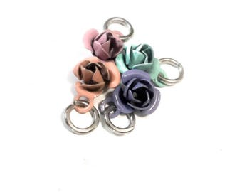 Add on Rose charms