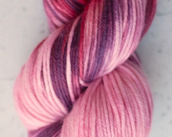 Sparkle Sock Yarn, Crunch Berries