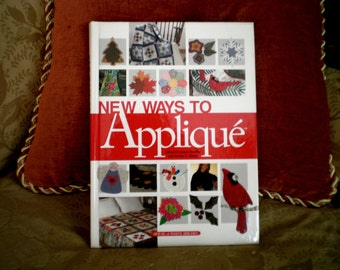 New Ways to Applique Book