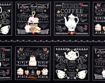 Quilting Treasures - Afternoon Delight Panel