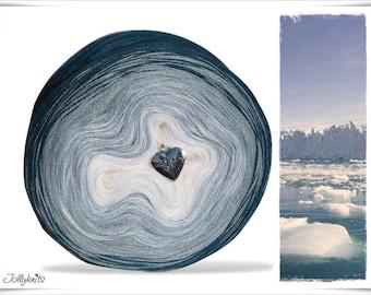 Gradient Yarn Merino Arctica 1'000m