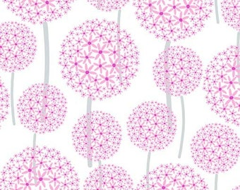 Michael Miller - Allium - Petal - Project Dovetail - DC7807-PETA-D - 100% cotton fabric - Fabric by the yard(s)
