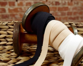 """Fold Over Elastic 3/8"""" 