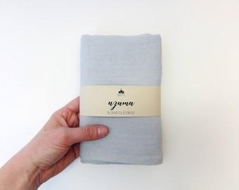 Bento bag zero waste ecofriendly, MEDIUM SIZE, linen fabric, bento-bread-snack-bulk-whatyouwant bag, azuma bag, origami bag