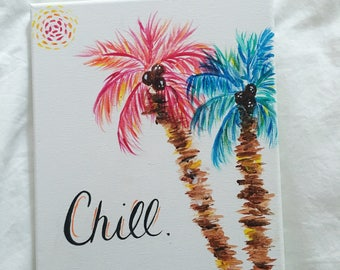 Chill Palm Trees