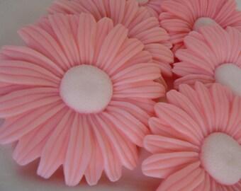20 daisy soap favors - garden baby shower favors - flower wedding favors - unique bridal shower favors - daisy soap favors - daisy favors