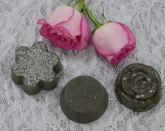 Good News Soap: Handmade Dead Sea Mud Soap for face, hair, and body