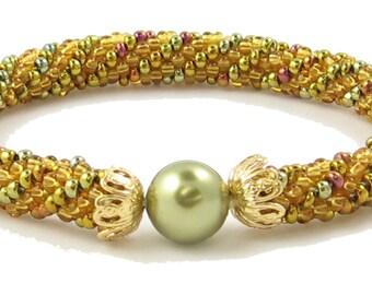 50 OFF Elegance Bead Crochet Bracelet Kit by Ann Benson