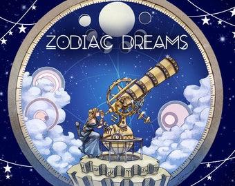Zodiac Dreams artbook