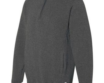 TCA STAFF 1/4 zip sweatshirt