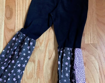 Starry Night pants (Kids S, 6)