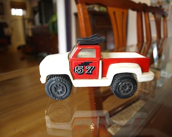 1982 Collectible TONKA #57 Toy Pick Up Race Truck Made In Mexico