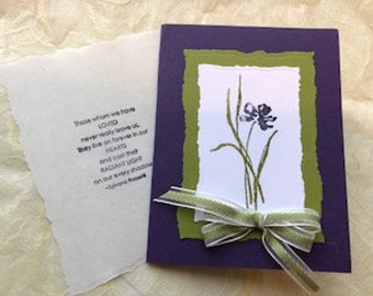 Set of 5 Note cards