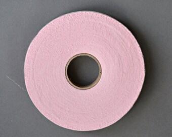 Chenille It Blooming 3/8 inch  Bias Pale Pink -  Chenille trim- Embellishment - Bias trim- Chenille