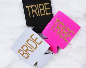 TRIBE + free BRIDE Can Coolers