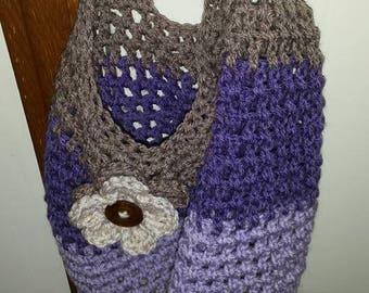 Handmade - Crochet Farmer's Market Bag