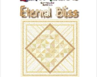 ETERNAL BLISS - Quilt-Addicts Patchwork Quilt Pattern